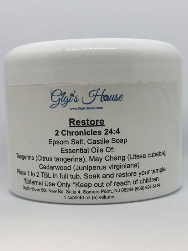 Restore Bath Salts