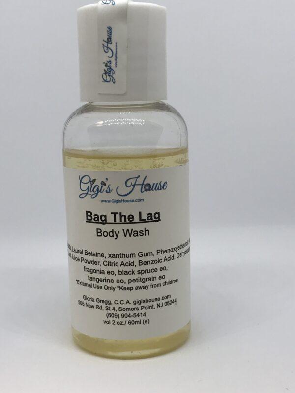 Bag the Lag Body Wash