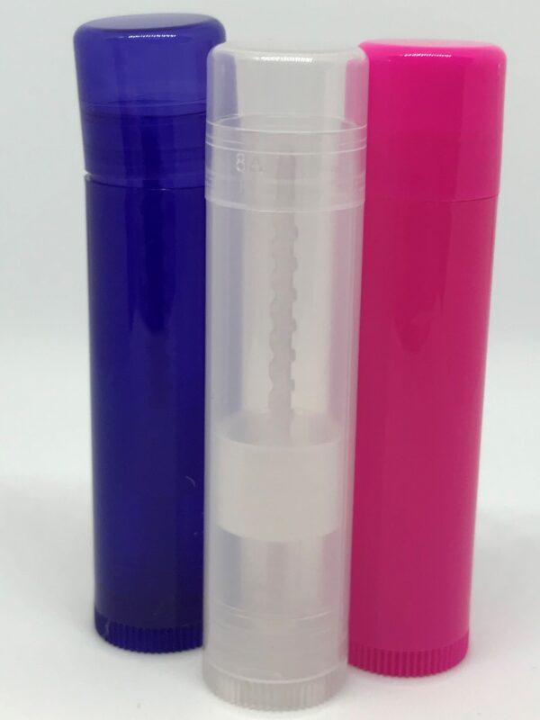 trio lip balm tubes vertical