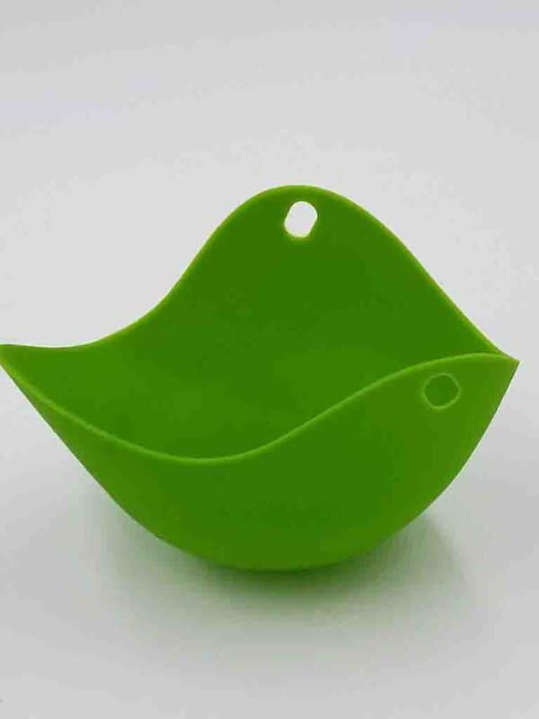 green pinch bowl