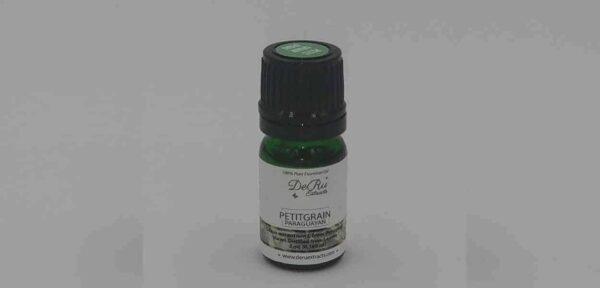 Petitgrain Paraguayan Essential Oil Bottle