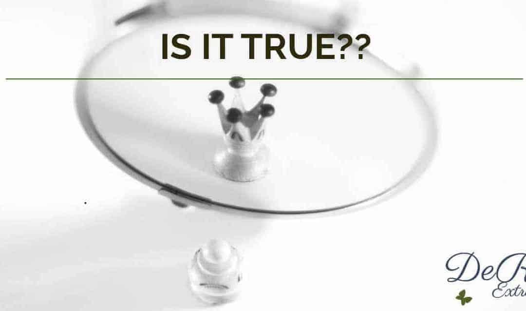 Is it true - DeRu Extracts