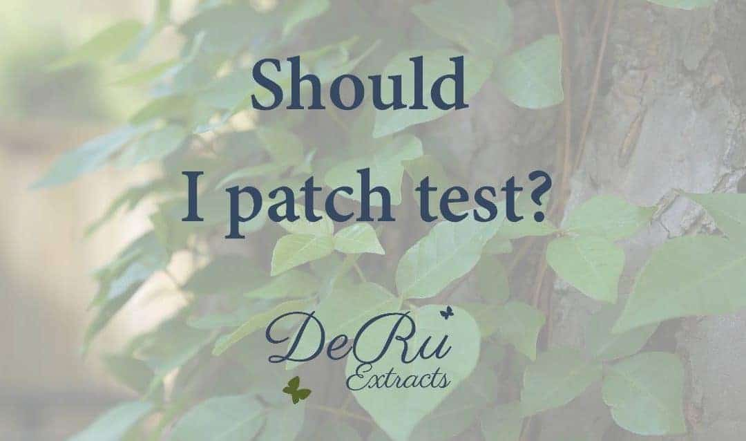 Fun Fact Friday – Should I patch test?