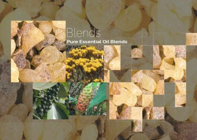 Blends of Pure Essential Oils