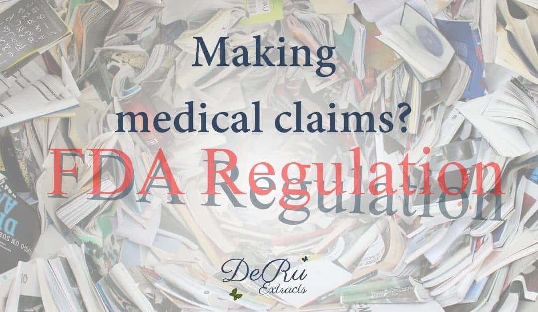 Fun Fact Friday – Making Medical Claims