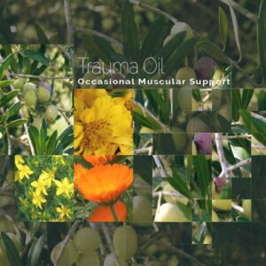 Trauma Oil by DeRu Extracts